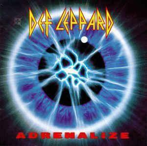 DEF LEPPARD - Adrenalize CD 1992