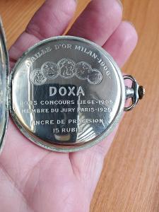Kapesní hodinky DOXA antimagnetic