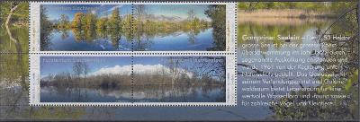 ** Lichtenštejnsko Mi.1858-61 Přírodní rezervace