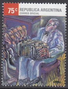Argentina ** Mi.2671 Hudba, tango