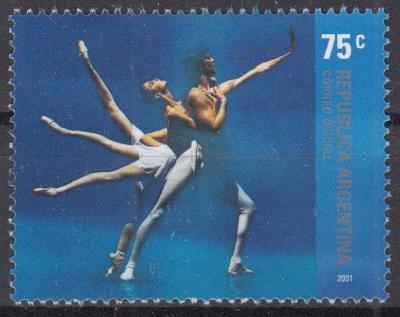Argentina ** Mi.2706 Balet