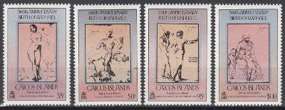 Caicos ** Mi.32-35 Obrazy, Rafael