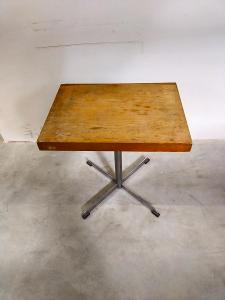 starý retro Expo TV stolek - 60tá léta- doprava ZDARMA