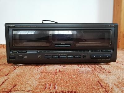 CD Changer Technics SL-MC 400 - error