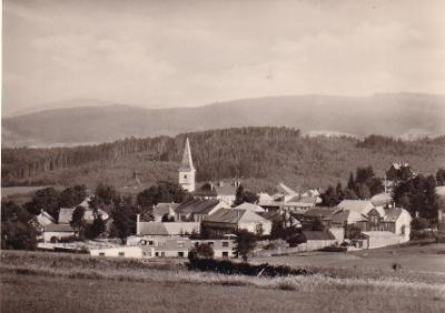 ŠUMAVA - STACHY