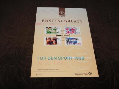 C.2. Celistvost - Německo 4-1998