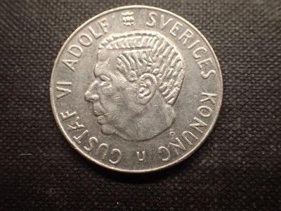 Švédsko 1 Krone 1973