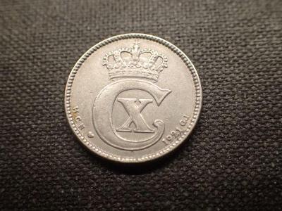Dánsko 25 Ore 1921