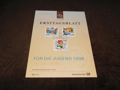 C.2. Celistvost - Německo 18a -1998