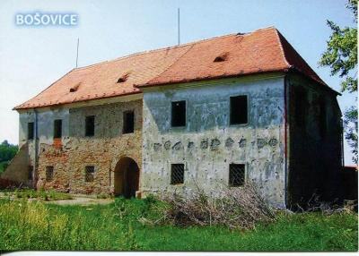 Bošovice (Vyškov), zámek