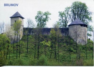 Brumov (Zlín), hrad