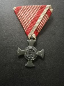R-U FJI železný záslužný kříž