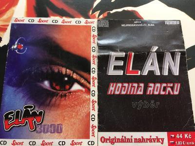 CD v papíru – 2x Elán