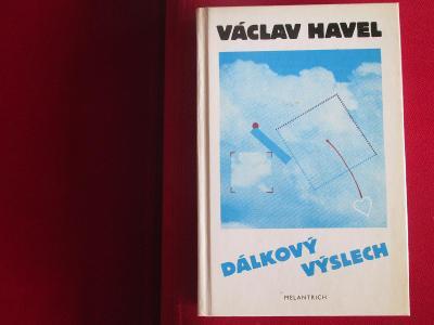 Dálkový výslech. Václav Havel, Karel Hvížďala