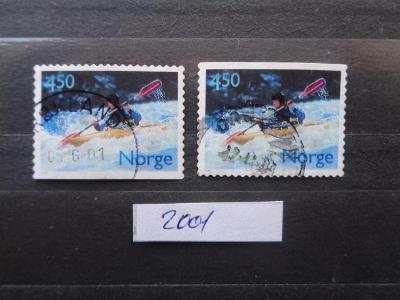 NORSKO  - dve varianty