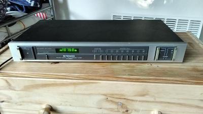 Vintage hifi stereo tuner Pioneer