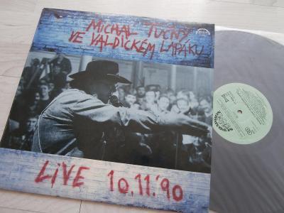 1x LP MICHAL TUČNÝ - VE VALDICKÉM LAPÁKU (1991)