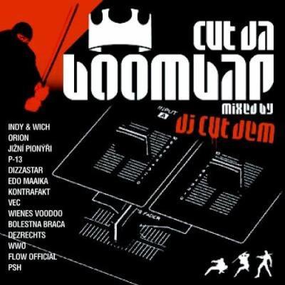 CD DJ Cut Dem - Cut Da Boombap