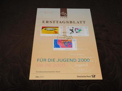 C.3. Celistvost - Německo 25a -2000