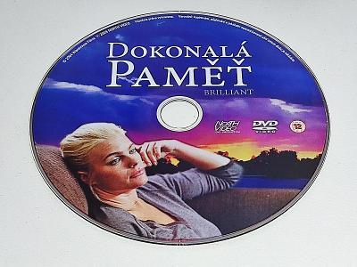 DOKONALÁ PAMĚŤ / DVD NEŠKRÁBLÉ - BEZ OBALU
