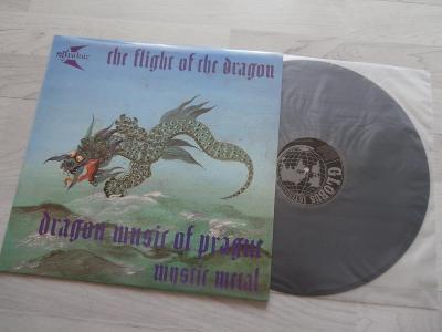 1x LP DRAKAR - THE FLIGHT OF THE DRAGON (GLOBUS) (ANGLICKÁ VERZE)