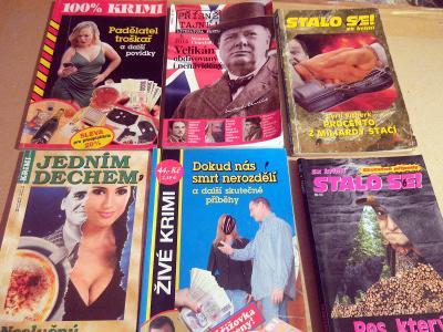 knihy krimi