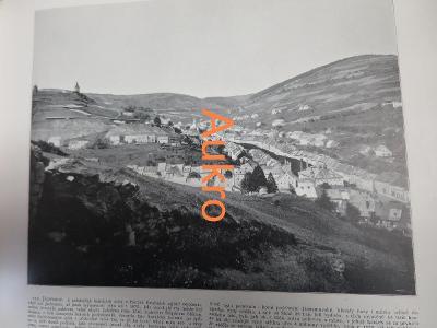 Jáchymov a hrad Okoř 1898