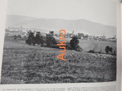 Frenštát pod Radhoštěm a Kamenice u Bílska Slezsko 1898