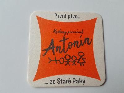 Pivovar  Stará Paka  Antonin