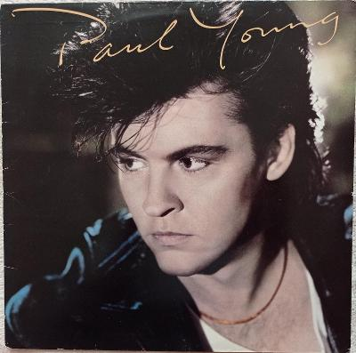 Paul Young - The Secret of Association - CBS 1985 - UK press - EX+
