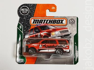 ---- Ford Expedition - Matchbox --------------------------------------