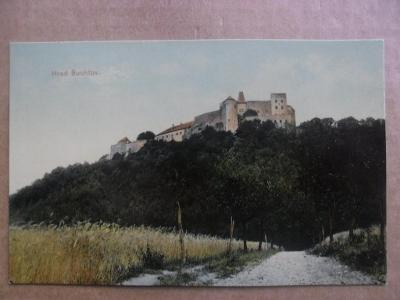 hrad Buchlov Uherské Hradiště