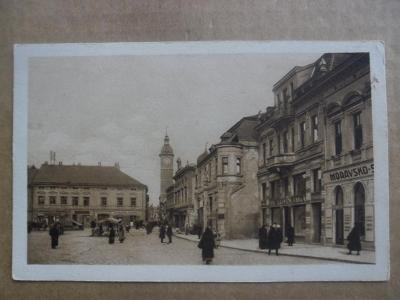 Uherské Hradiště Radnická ul.