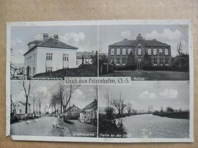 Ostrava Petřkovice Petershofen