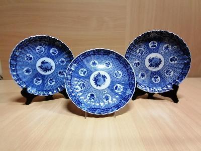 Starožitné porcelánové talíře Čína