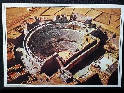 Sýrie, Bosra, Amphitheatre