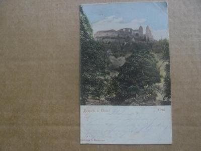 Brandýs nad Orlicí Ústí nad Orlicí hrad