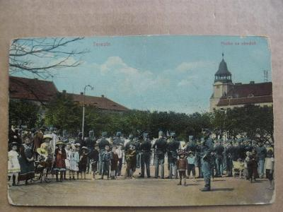 Terezín Litoměřice vojsko vojáci