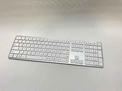 Bluetooth bezdrátová  kvalitní    klávesnice s numlockem    záruka!