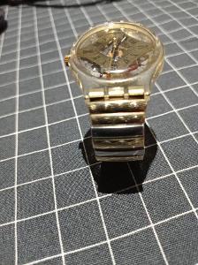 Retro hodinky (1984-1999), Quart baterie, Švýcarsko