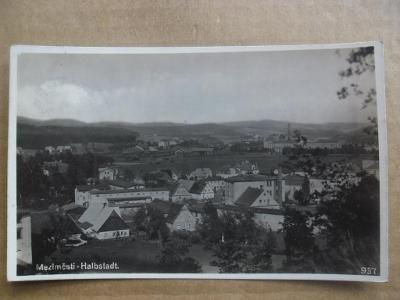 Meziměstí Halbstadt Broumov Náchod Braunau