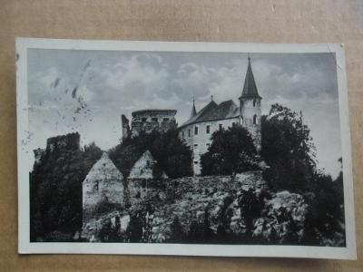 hrad Velhartice Klatovy Šumava