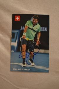 Wawrinka Stan - tenis