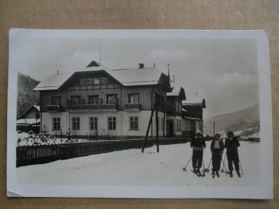 Bílá hotel Ostravice Beskydy Frýdek Místek
