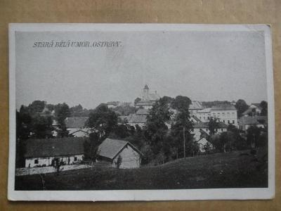 Moravská Ostrava Stará Bělá