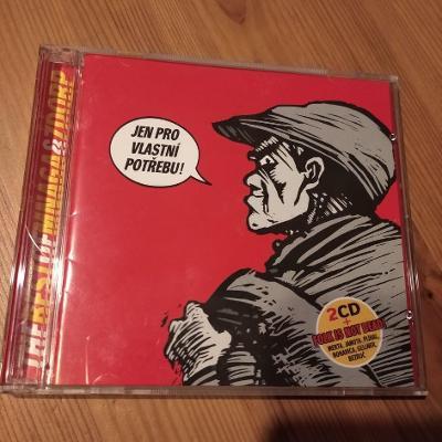 Mňága a Žďorp - Jen pro vlastní potřebu, The best of 2CD