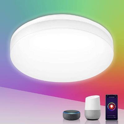Chytré LED stropní světlo LEPRO 5W/1250lm/app/až 6500K - od 1,- Kč