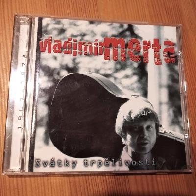 Vladimír Merta - Svátky trpělivosti