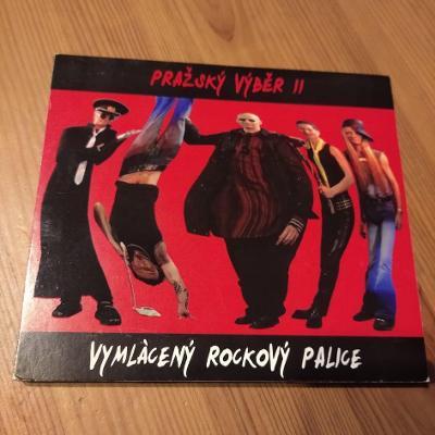 Pražský Výběr II - Vymlácený rockový palice