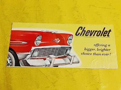 --- Chevrolet 1956 ----------------------------------------------- USA